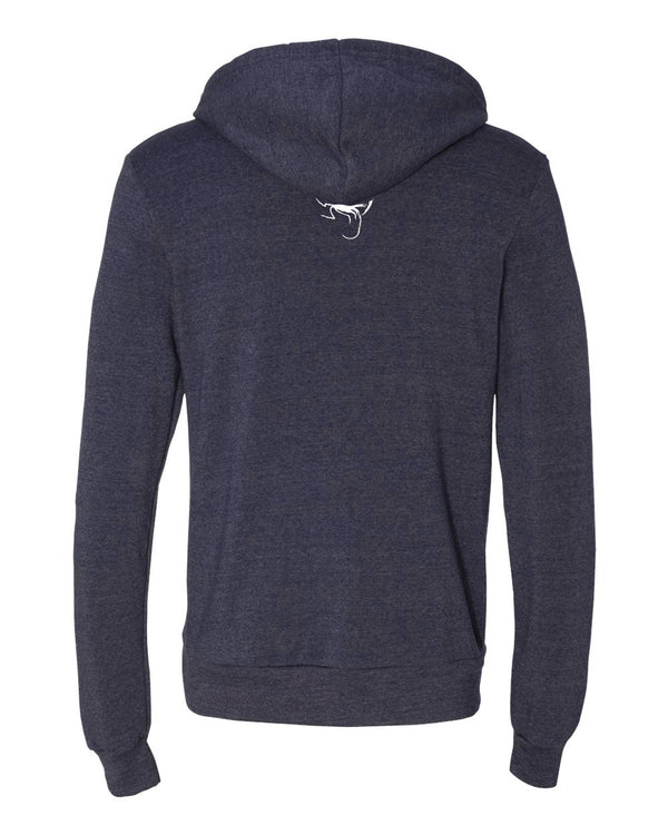 Manta Cloud Organic Cotton Pullover Hoodie - prawnoapparel.com