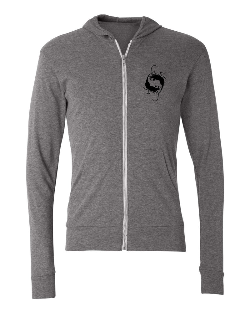 Hammer Tracks Light Zip Hoodie