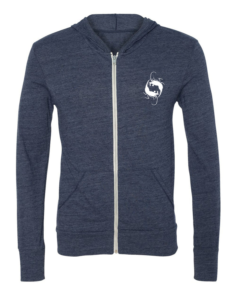 Fallen Angel Eco Lightweight Zip Navy