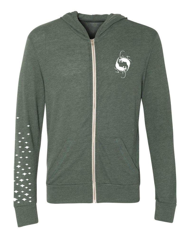 Manta Rise Eco Light Zip Hoodie