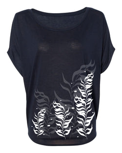 Kelp Forest Bamboo Loop Blouse