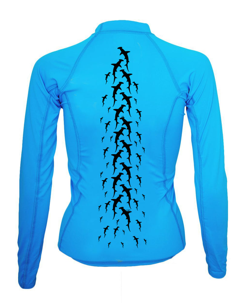 Hammer Tracks Rash Guard