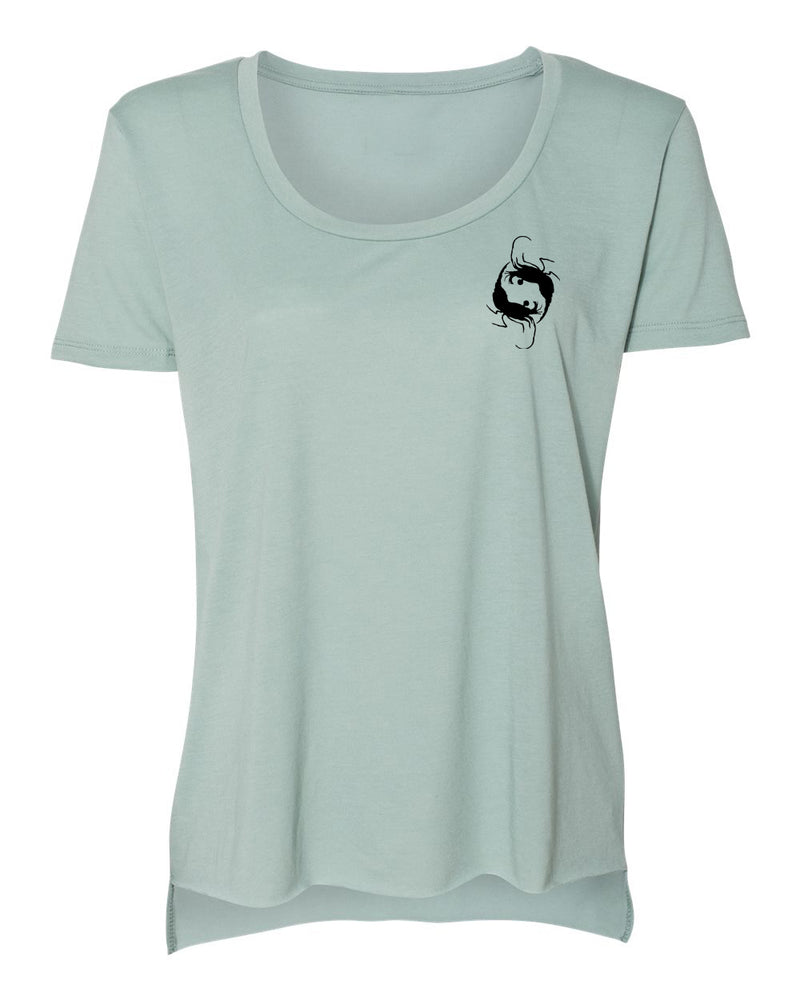 Eagle Rising Island Scoop Neck
