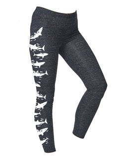White Shark Eco Leggings