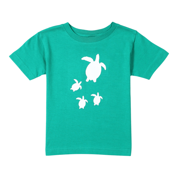 Turtle Toddler Tee - prawnoapparel.com