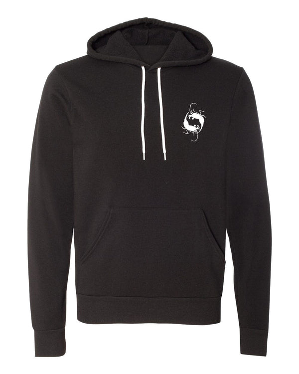 Whale Shark Recycled/Organic Pullover Hoodie - prawnoapparel.com