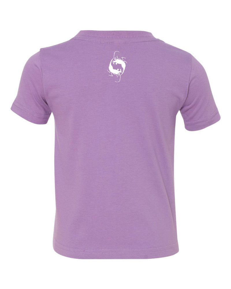 Seahorse Spray Toddler Tee - prawnoapparel.com