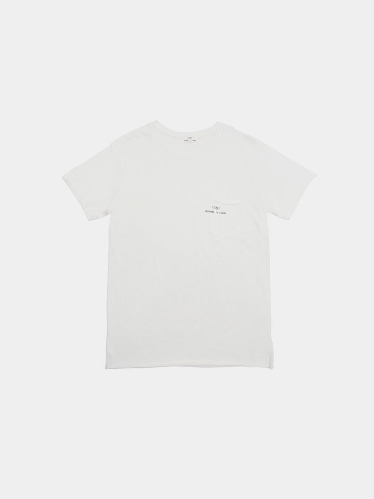 T-SHIRT ESSENTIAL DL OFF-WHITE