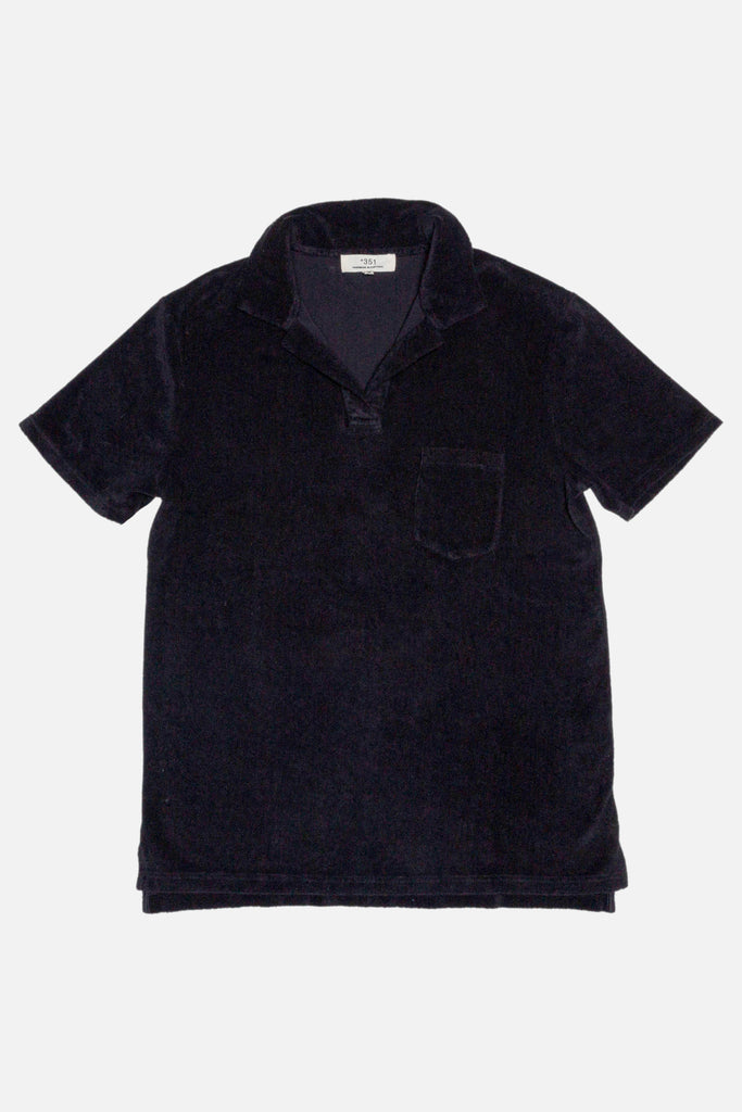 POLO TERRY CHARCOAL