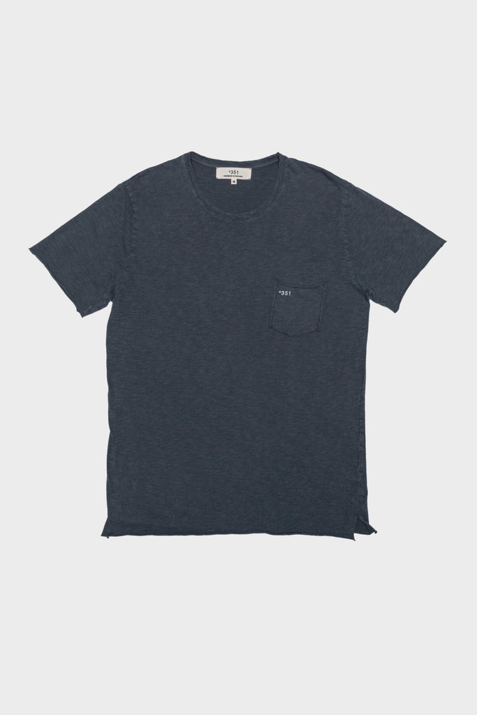 T-SHIRT ESSENTIAL CHARCOAL