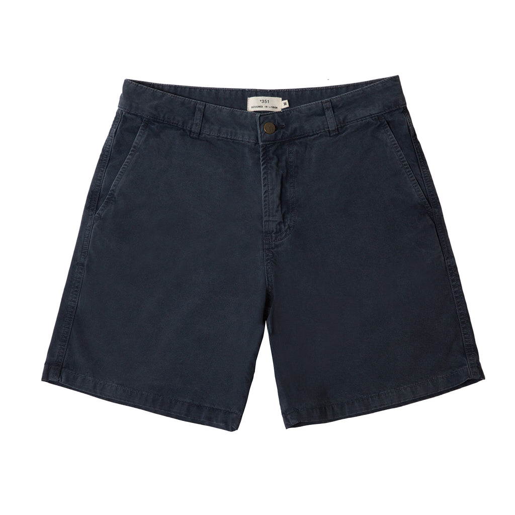CHARCOAL LIGHT TWILL WALKSHORT
