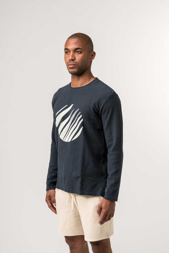 SWEATSHIRT PALM MOON