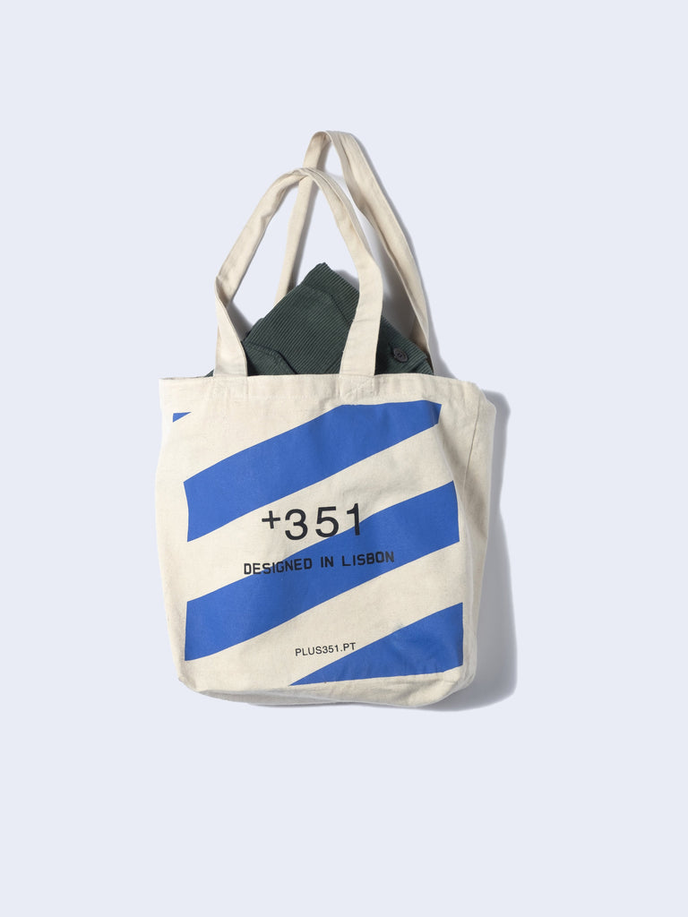 STRIPES TOTE-BAG