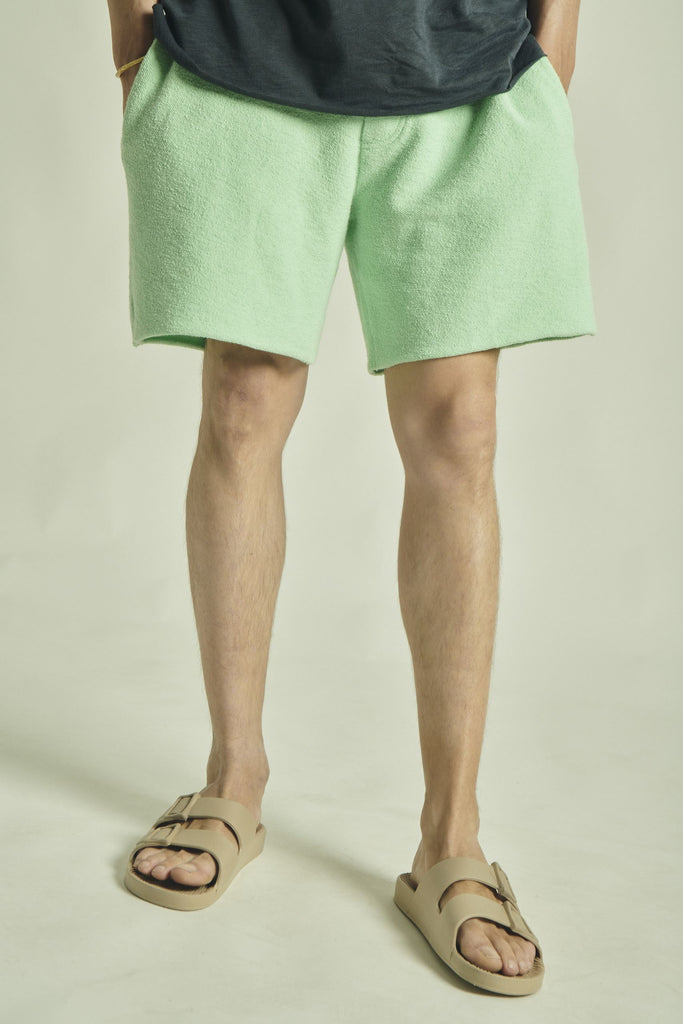WALKSHORTS RUSTIC BRIGHT GREEN