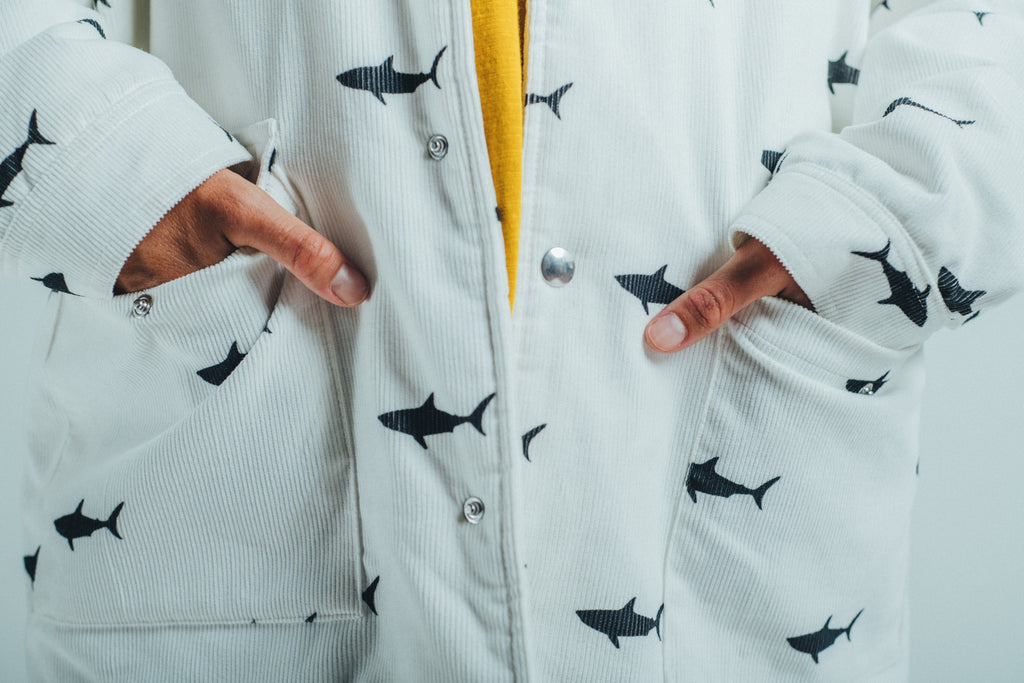 SHARK JACKET CORDUROY