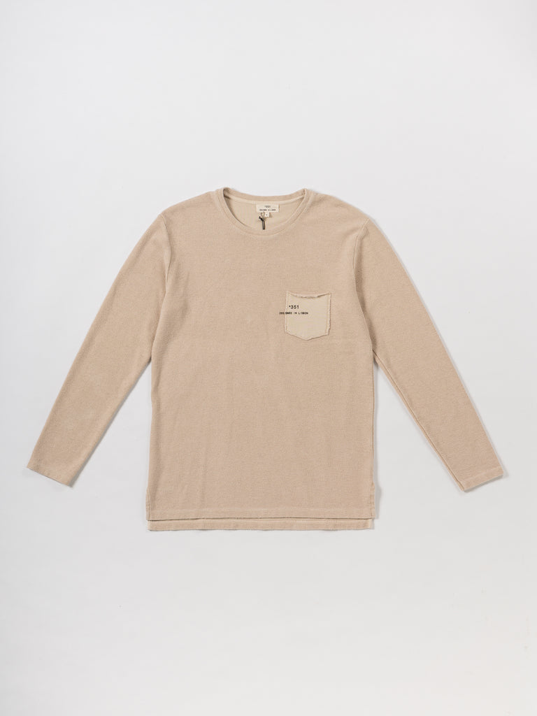 SWEATSHIRT ESSENTIAL TERRA