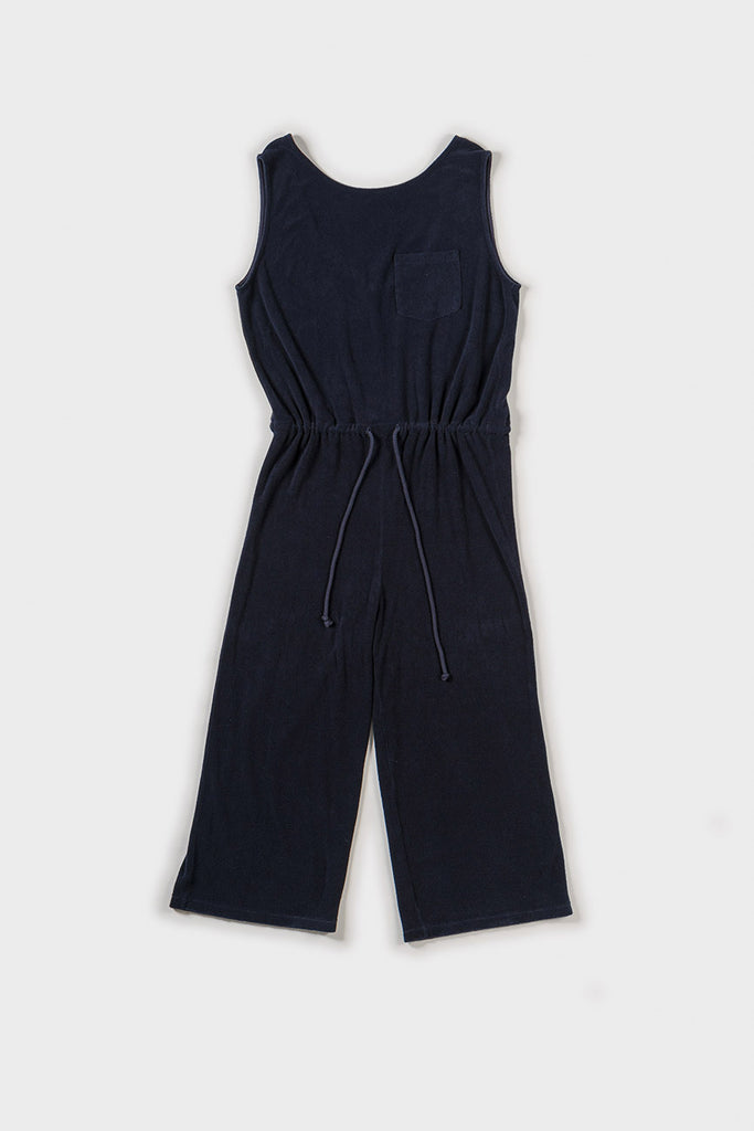JUMPSUIT POCKET BLUE
