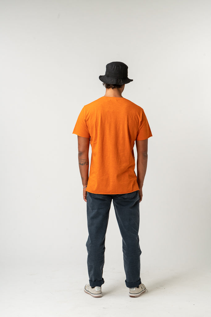 T-SHIRT ESSENTIAL ORANGE