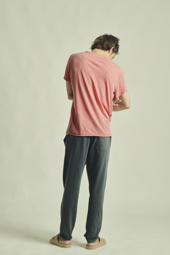 T-SHIRT ESSENTIAL FADED CORAL