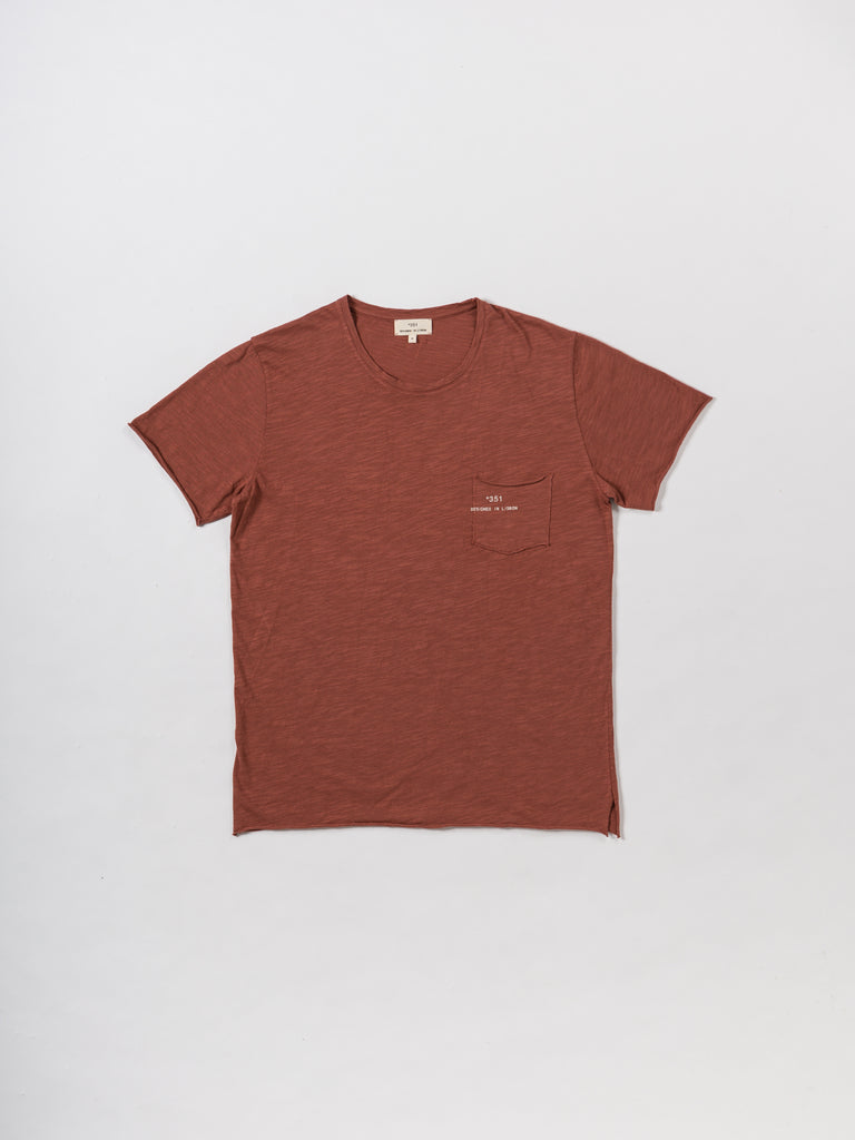 T-SHIRT ESSENTIAL BRICK