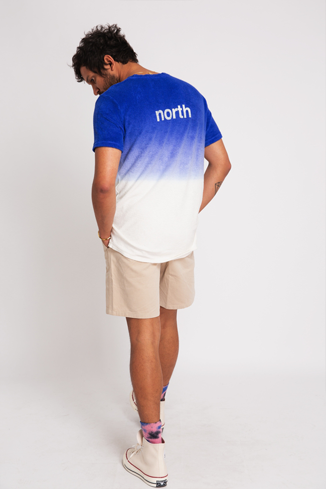 T-SHIRT ATLANTIC GRADIENT