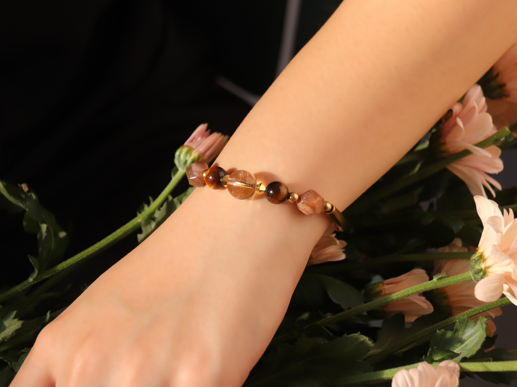 The Golden Hour Bracelet