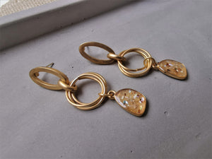 Diya Earrings