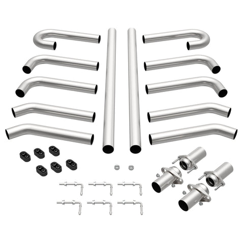 MagnaFlow Stainless Steel Custom Builder Kit Performance Exhaust System