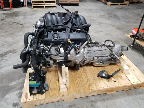 L83 5.3 Engine W/ 6l80 Transmission  2WD