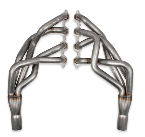 "1967-69 GM F-Body LT-Swap Long Tube Headers, 1-7/8"" x 3"", 304SS - Natural Finish"