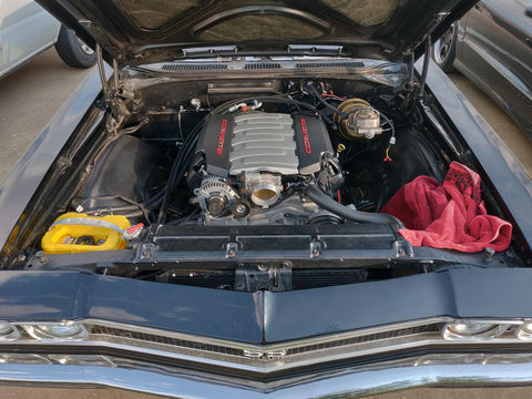68-72 Chevelle Gen V LT1 Camaro Swap Kit