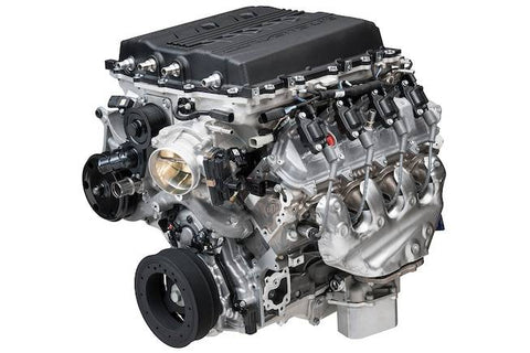 LT5 6.2L SUPERCHARGED CRATE ENGINE 755 HP / 715 LBS TORQUE (DRY SUMP)