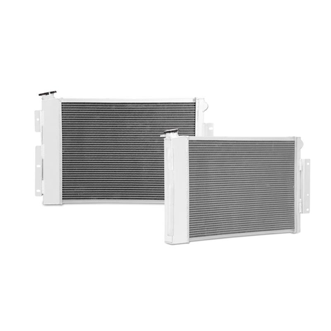1967–1969 CAMARO / FIREBIRD 3-ROW ALUMINUM RADIATOR & FAN SHROUD PACKAGE
