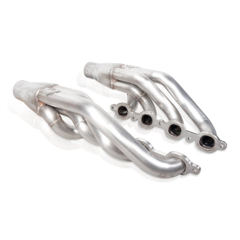 GM LT1 Turbo Headers: Up and Forward