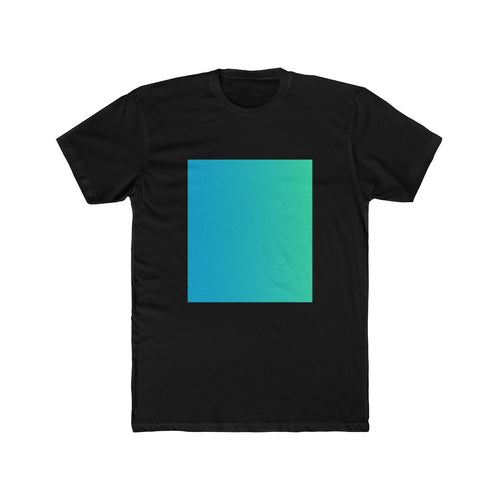 Men's Cotton Crew Tee | Fearless Investing Summit Gradient