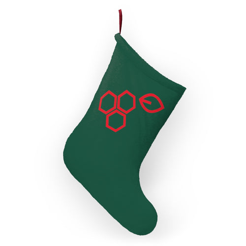 Christmas Stockings - Mistletoe