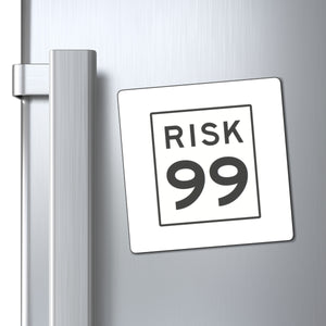 Risk 99 Magnet