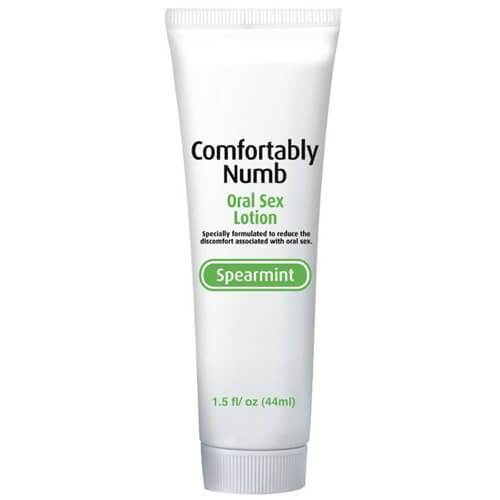 Comfortably Numb | Oral Sex Lotion