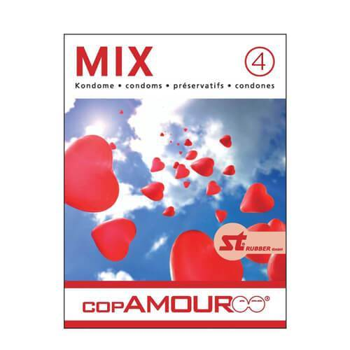 CopAMOUR Mix Condoms