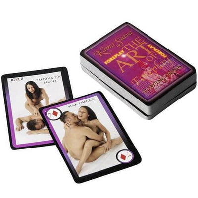 Kama Sutra | The Art Of Foreplay Card Adult Game