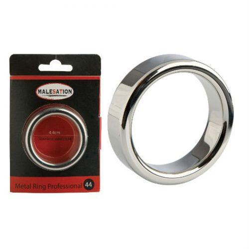 Malesation Metal Cock Ring Professional 44mm
