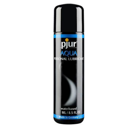 Pjur Aqua 100ml Waterbased Lube