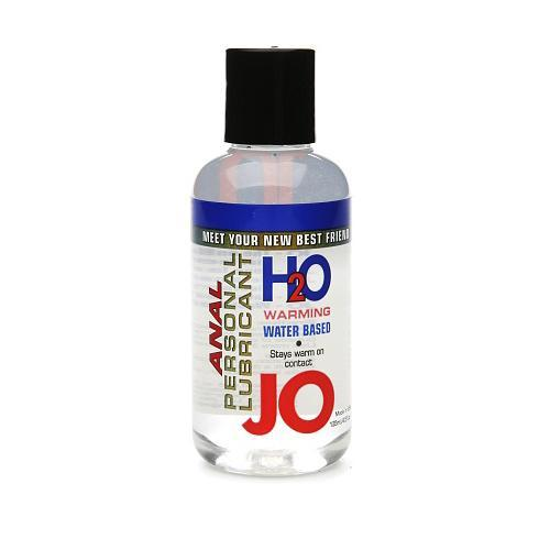 System Jo H20 Anal Warming Lube 75ml