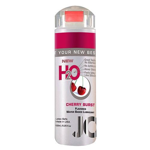 System JO H2O Flavoured Lube Cherry Burst 150ml