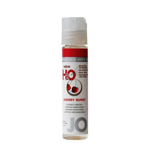 System JO H2O Flavoured Lube Cherry Burst 30ml