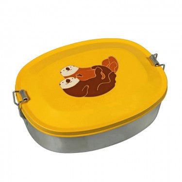 Lunch box kids otters