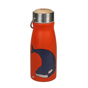Thermos bottle kids orca