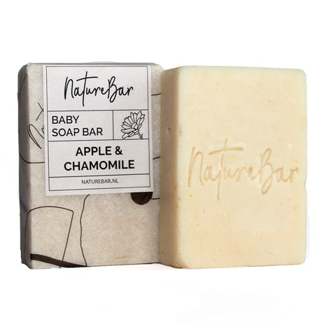 Apple & chamomile baby soap