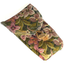 Afbeelding in Gallery-weergave laden, Vegan safety razor pouch bloemen-Safety razor pouch-Atelier Revive x MIISHA-MIISHA