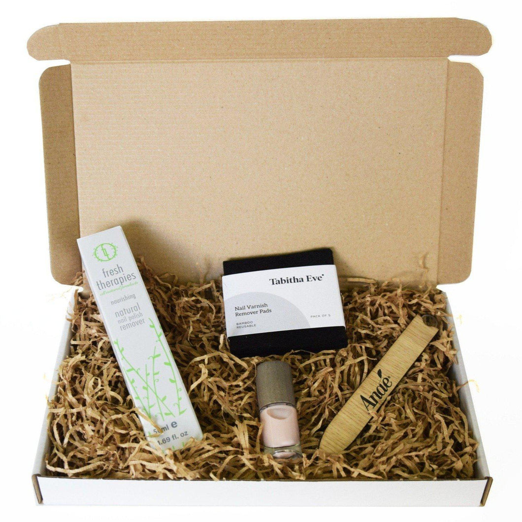 Nail care giftbox